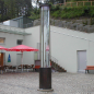 Preview: Outdoor Wassersäule 400 cm Ø 40 cm